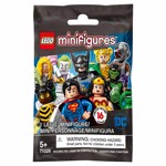 DC Comics - LEGO DC Super Heroes Series Minifigures Blind Bag - Packshot 1