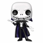 Nightmare Before Christmas - Jack Vampire Metallic Pop! Vinyl Figure - Packshot 1