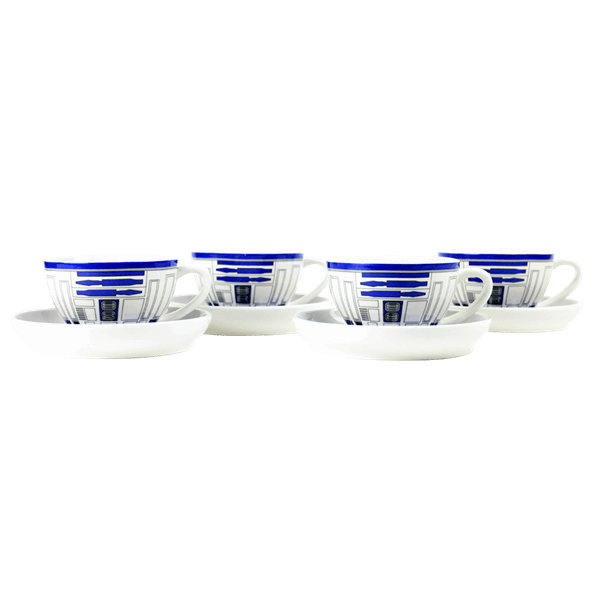 Star Wars - R2-D2 Teacup Set 4 Pack - Packshot 1