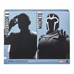 Marvel - X-Men - Marvel Legends Series Magneto and Professor X Action Figures - Packshot 3