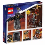 The LEGO Movie 2 - LEGO Battle-Ready Batman™ and MetalBeard Construction Set - Packshot 6