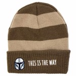Star Wars - The Mandalorian This Is The Way Beanie - Packshot 1