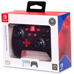 Nintendo Switch PowerA Enhanced Wireless Controller Black - Packshot 3