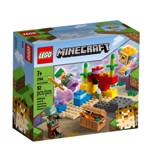 Minecraft - LEGO The Coral Reef - Packshot 4
