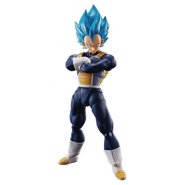 Dragon Ball Super - Super Saiyan God Vegeta Action Figure - Packshot 1