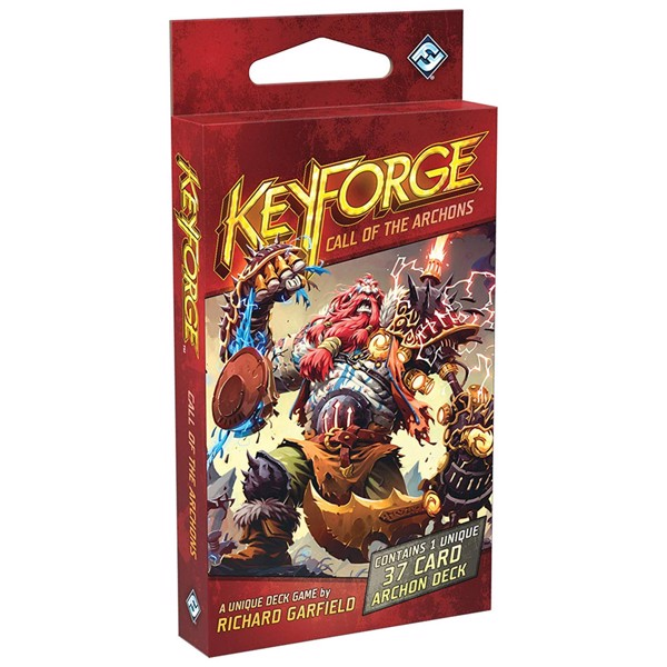 Keyforge: Call of The Archons - Archon Deck - Packshot 1