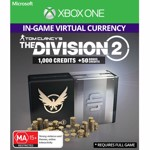Tom Clancy's The Division 2 - 1050 Credits - Packshot 1