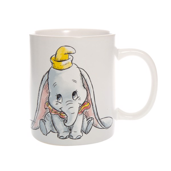 Disney - Dumbo Sitting Mug - Packshot 1