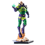DC Comics - Lex Luthor 1/10th Scale Statue - Packshot 1