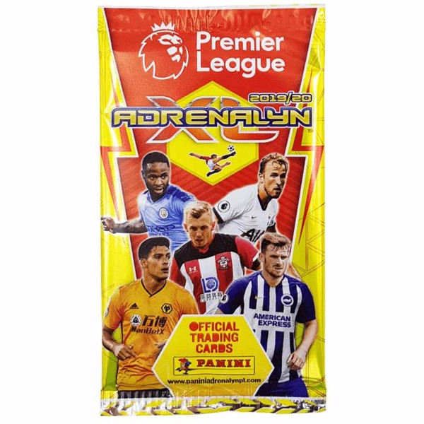 Panini - English Premier League 2019-20 Adrenalyn XL Booster Pack - Packshot 1