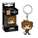 Kingdom Hearts 3 - Sora Pocket Pop! Keychain - Packshot 1