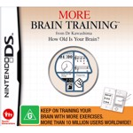 More Brain Training from Dr Kawashima: How Old Is Your Brain? - Packshot 1