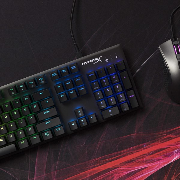 HyperX Alloy FPS RGB Mechanical Gaming Keyboard - Packshot 2
