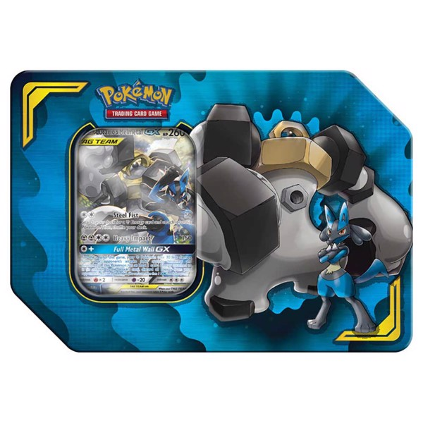 Pokemon - TCG - Power Partnership Tin - Packshot 4