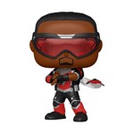 Marvel: The Falcon and Winter Soldier - Falcon Pop! Vinyl Figure - Packshot 1