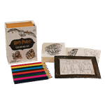 Harry Potter - Colouring Kit - Packshot 1