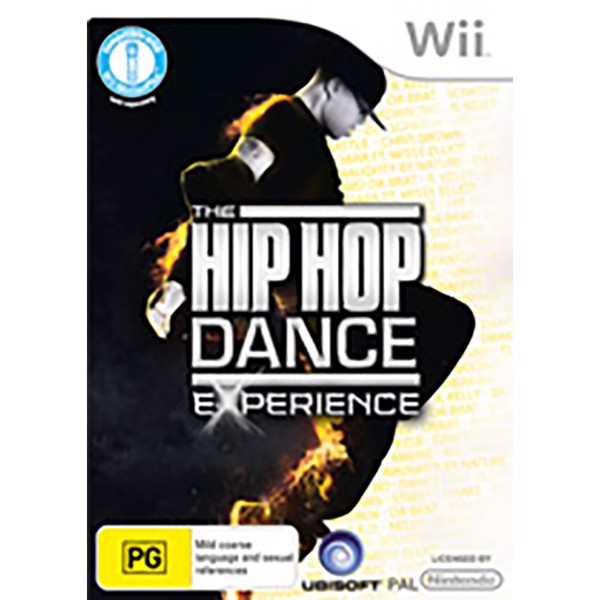 Hip Hop Dance Experience - Packshot 1
