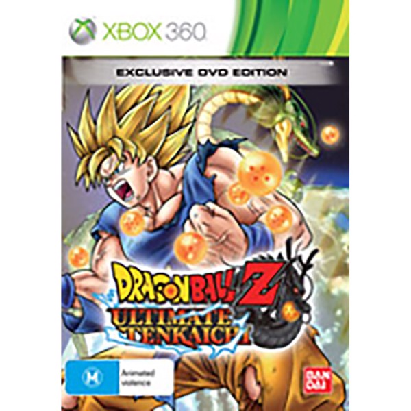 Dragon Ball Z: Ultimate Tenkaichi - Packshot 1