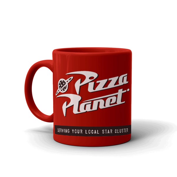 Disney - Toy Story - Pizza Planet Mug - Packshot 1