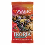 Magic The Gathering - TCG - Ikoria: Lair of Behemoths Collector Booster - Packshot 1