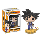 Dragon Ball Z - Goku on Nimbus Pop! Vinyl Figure - Packshot 1