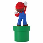 Nintendo - Super Mario - Mario Pipe Hallmark Keepsake Ornament - Packshot 5