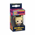 Birds of Prey - Harley Caution Tape Pocket Pop! Keychain Figure - Packshot 2