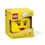 LEGO - Storage Head Female - Large - Packshot 2