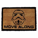 Star Wars - Move Along Outdoor Doormat - Packshot 1