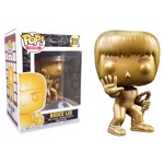 Bruce Lee - Game of Death Gold Pop! Vinyl Figure - Packshot 1