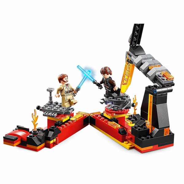 Star Wars - LEGO Duel on Mustafar - Packshot 3