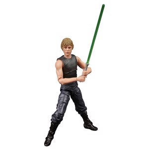 "Star Wars - The Black Series Lucasfilm 50 Years Luke Skywalker 6"" Action Figure"