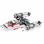 Star Wars - LEGO Resistance Y-Wing Starfighter - Packshot 3