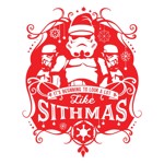Star Wars - Storm Trooper Sithmas Christmas T-Shirt - L - Packshot 2