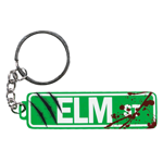 A Nightmare on Elm Street - Elm St Sign Metal Keychain - Packshot 1