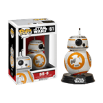 Star Wars - Episode VII - BB-8 Pop! Vinyl Figure - Packshot 1