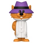 Hanna Barbera - Secret Squirrel Vinyl SODA Figure - Packshot 1