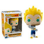 Dragon Ball Z - Super Saiyan Blue and White Vegeta Pop! Vinyl Figure - Packshot 1