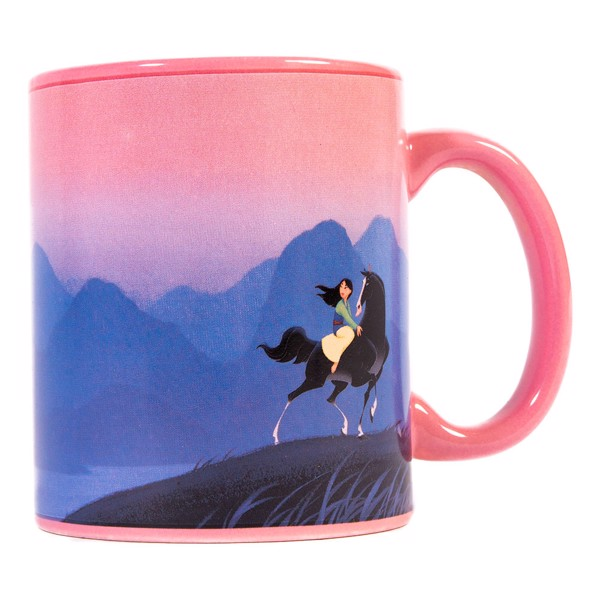 Disney - Mulan - Sunset Ride Mug - Packshot 1