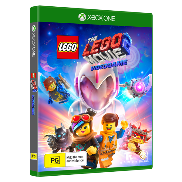 The LEGO Movie 2 Video Game - Packshot 2