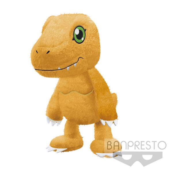 Digimon - Digimon Adventure: Last Evolution Agumon Big Plush - Packshot 1