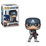 Marvel - Avengers: Endgame - Captain America (Team Suit) Pop! vinyl figure - Packshot 1