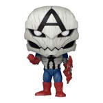 Marvel's Avengers - Poison Captain America Pop! Vinyl Figure - Packshot 1