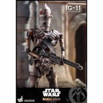 "Star Wars - Mandalorian - IG-11 1:6 Scale 12"" Action Figure - Packshot 5"
