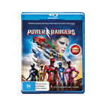 Power Rangers (2017) Blu Ray - Packshot 1