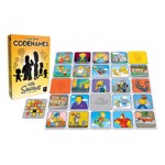 Codenames: The Simpsons Board game - Packshot 2
