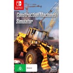 Construction Machines Simulator - Packshot 1