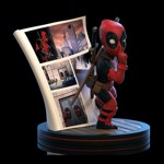 Marvel - Deadpool - Deadpool 4D Q-Fig Diorama - Packshot 3