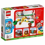 LEGO Super Mario Piranha Plant Power Slide Expansion Set - Packshot 3