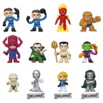 Marvel - Fantastic Four Mystery Mini GameStop Exclusive Blind Box (Single Box) - Packshot 1